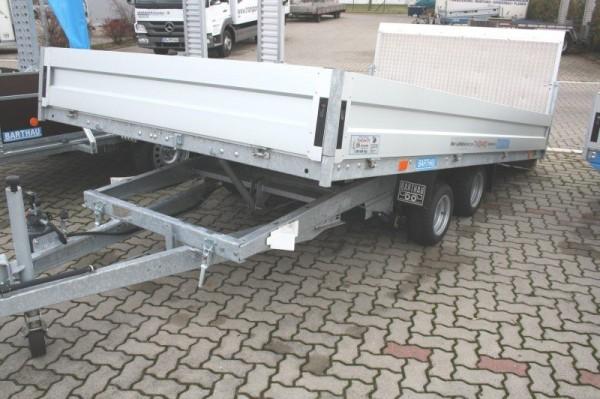 Barthau TK 2702 hydraulisch kippbar