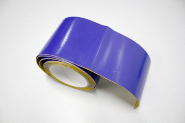 Planen-Reparatur-Klebeband, blau, 500 x 100 mm