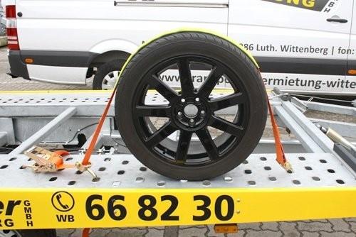 PKW Transportgurt Set mieten