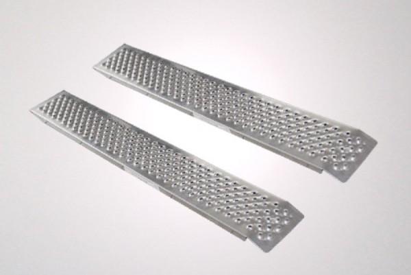 Auffahrrampen, 1500 x 200 mm, Aluminium