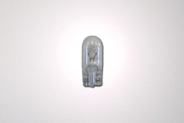 Glassockellampe, 12V 5W