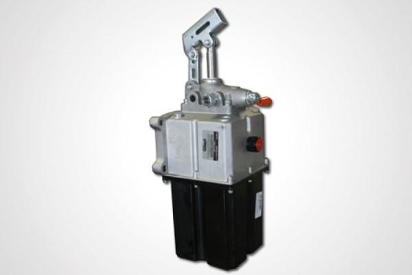 Hydraulik-Handpumpe inkl. Tank