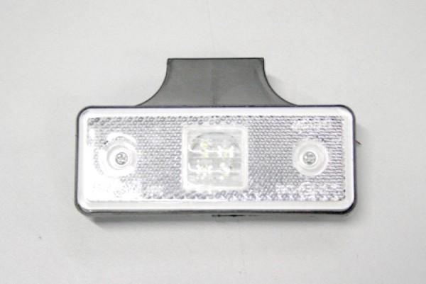 LED Begrenzungsleuchte mit Halter 12V / 24V