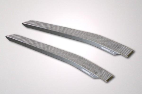 Auffahrrampen, 2000 x 260 mm, Aluminium