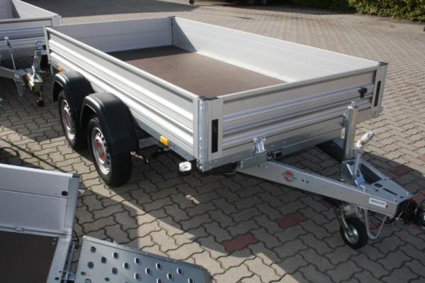 Stema Anhänger Alu Kasten 3010 x 1830 x 350 mm gebremst 2700 kg