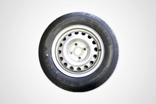 Komplett-Rad 155 80 R13 4 x 100 LK