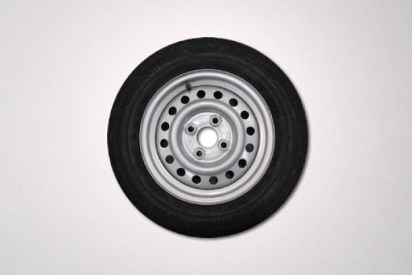 Ersatz-Rad, 145/80 R13, 4 x 100 LK