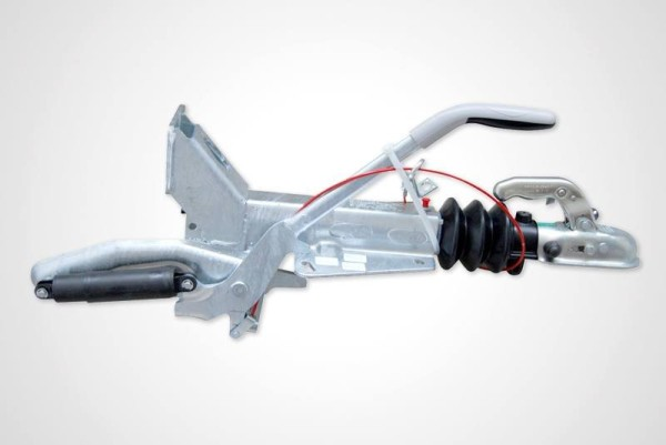 Knott Auflaufeinrichtung KF 20 mit Stützradkonsole