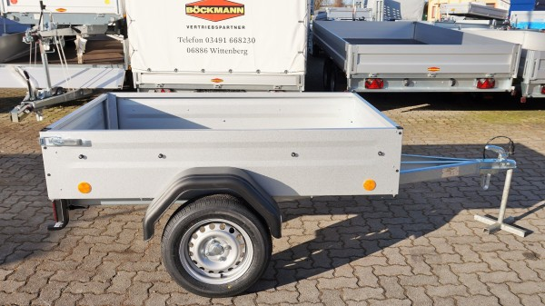 TPV Kastenanhänger TL-EU1 ungebremst 750kg