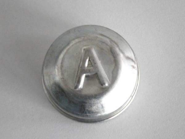 Nabenabdeckung Knott, Avonride, 47 mm Einschlagmaß