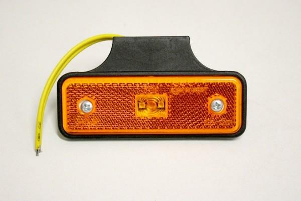 LED Seitenmarkierungsleuchte mit Halter 12V / 24V