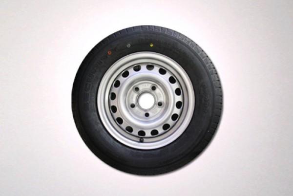 Komplett-Rad, 185/70 R13, 93N, 5x112 LK, ET 30