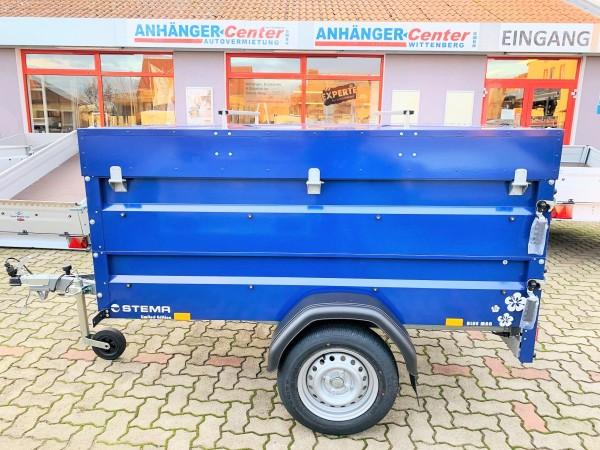 Stema BLUE MAN 750 kg mit BWA - Kofferanhänger