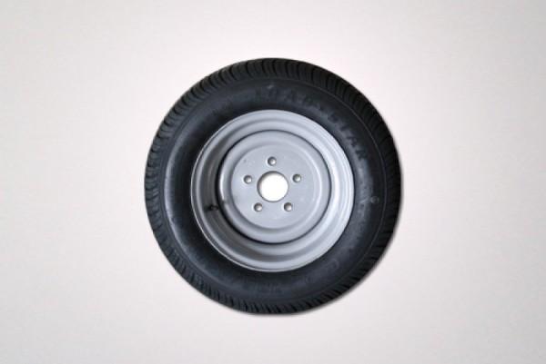 Komplett-Rad, 225/50 B10, 5 x 112 LK