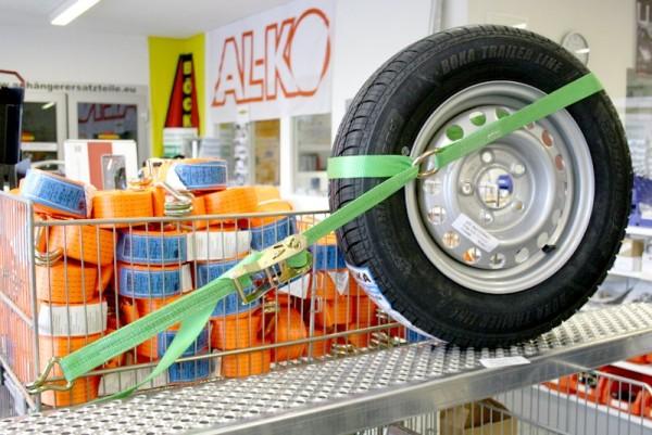 Autozurrgurt / Radzurrgurt  Ladungssicherung