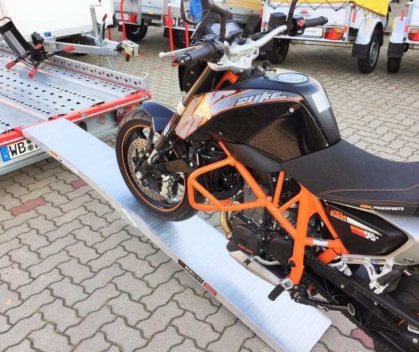 Aluminium Motorrad Auffahrrampe ACEBIKES