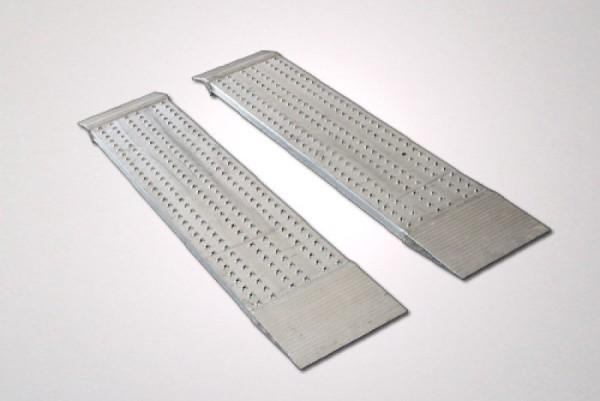 Auffahrschienen, 2500 x 300 mm, Aluminium