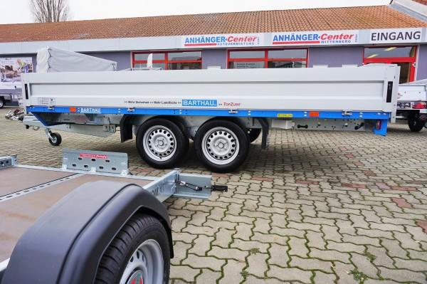 SP2702 4.120x2.120x400mm inkl. 100 km/h Zulassung Barthau Hochlader