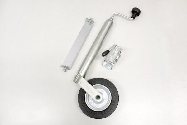 Humbaur Stützrad mit Klemmschelle für Startrailer