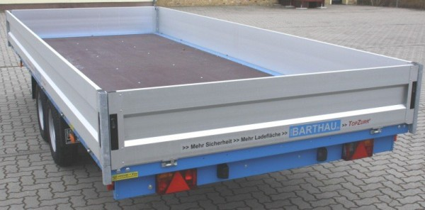 Barthau SP 3502 - 5.120 x 2.480 x 400mm Speditionspritsche