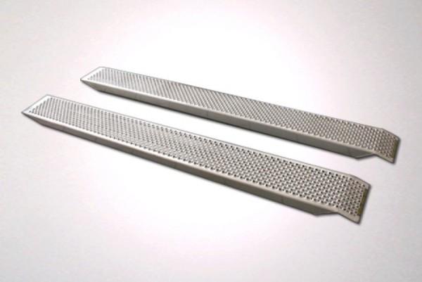 Auffahrrampen, 2500 x 260 mm, Aluminium