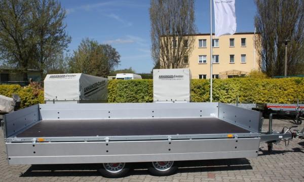 Stema SyStema Hochlader Stahl 4010 x 1830 x 350 mm gebremst 2700 kg