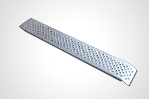 Auffahrrampe, 2000 x 260 mm, Aluminium