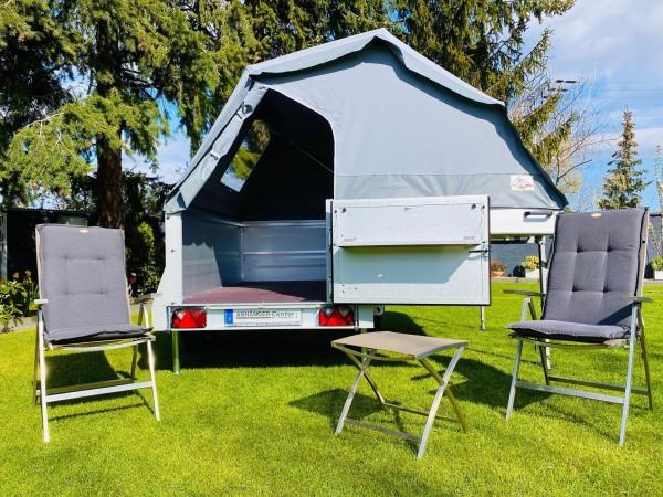 KT-EB3 Street-Camper Campinganhänger gebremst
