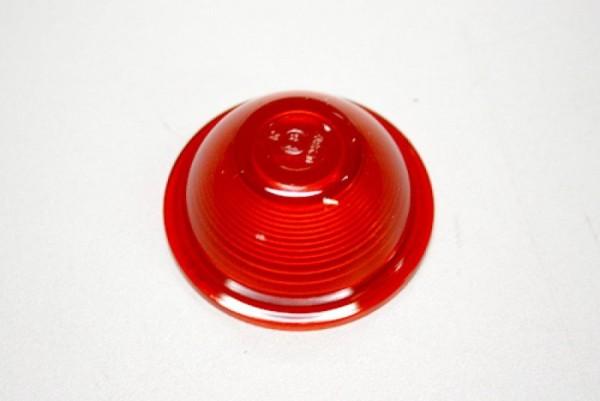 Lichtscheibe für Umrissleuchte, rot