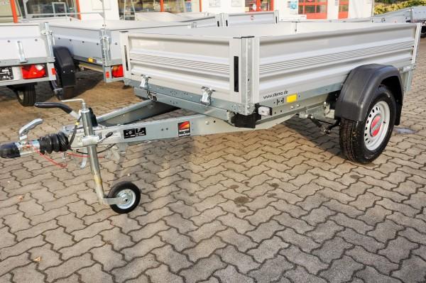 STEMA ALU Anhänger ST 02 13-21-13.1 2.100x1.280x350mm 1300 kg