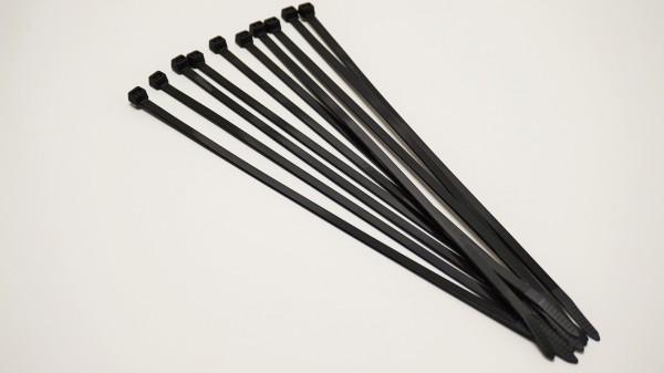 Kabelbinder 4,8 x 250 mm im 10er Pack