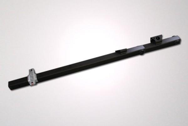 Deichselrohr 75 VU, 70 x 70 mm