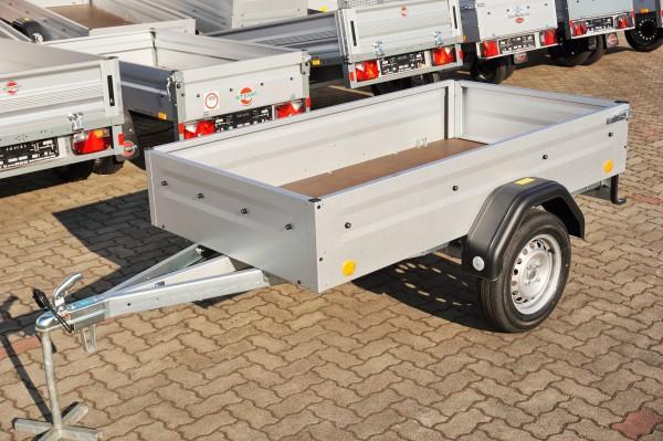 TL-EU2 750kg TPV Kastenanhänger