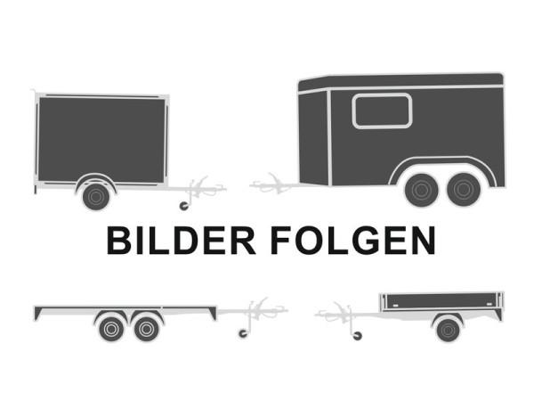 Stema Tandem Hochlader Alu 4010 x 2030 x 350 mm gebremst 3000 kg