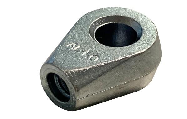 Befestigungsauge, Schraubauge für Gasfeder M6 Aufnahme Ø Auge 8,1mm