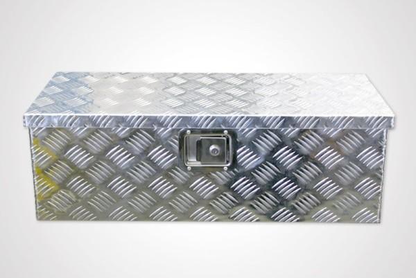 Aluminium Staubox/Werkzeugkasten für Anhänger