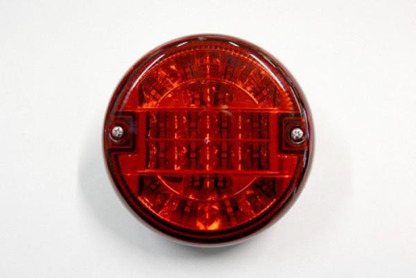LED Nebelschlussleuchte rund 9V - 33V