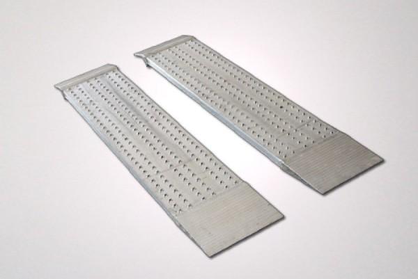 Auffahrrampen, 3500 x 315 mm, Aluminium