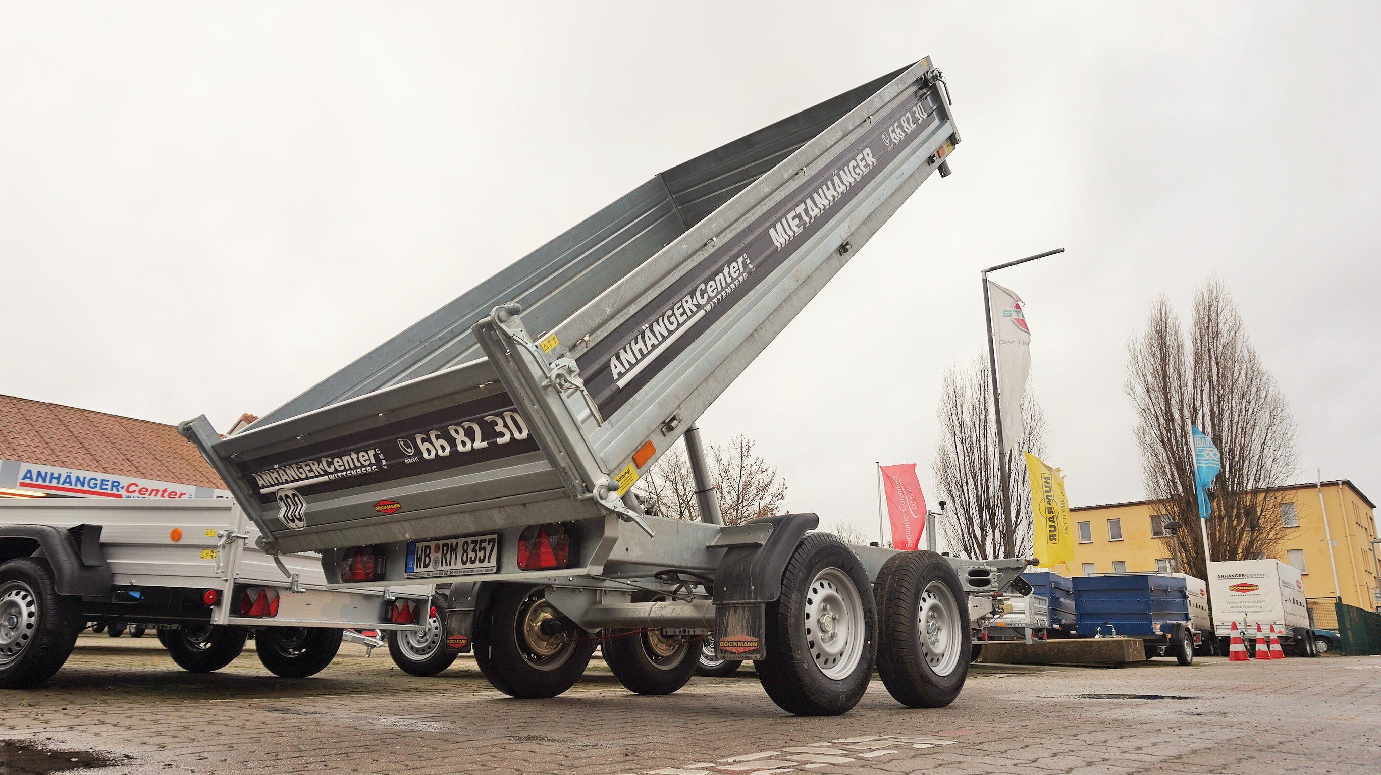 Anhänger Mieten Sixt : universaltransport anh nger 3500 kg hier sofort mieten ~ Watch28wear.com Haus und Dekorationen