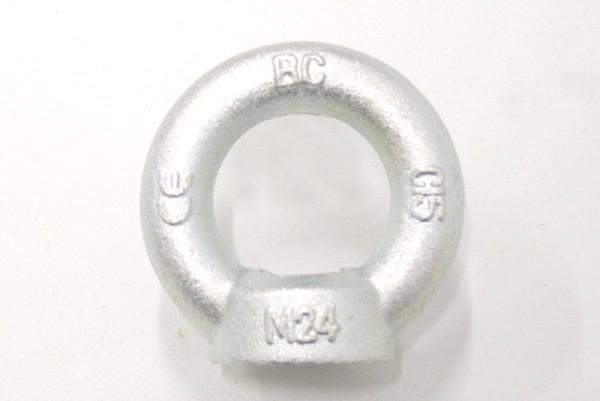 Ringmutter M24 bis 1800 kg