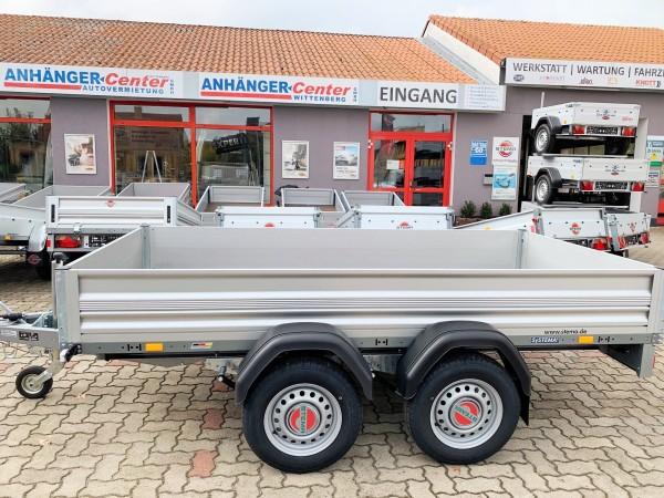 Stema Anhänger ST O2 20-30-15.2 gebremst 2000 kg