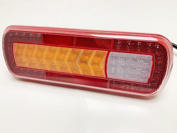 LED Rückleuchte mit dynamischem Blinklicht