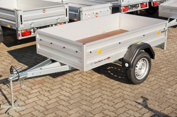 TL-EU 2010/75 Aluminium 750kg TPV Kastenanhänger