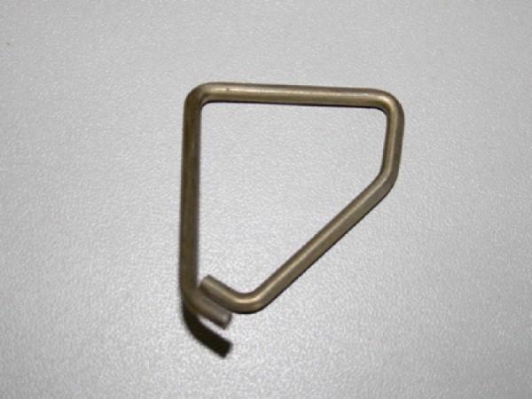 Federbügel für Pendelverschluss, rechts