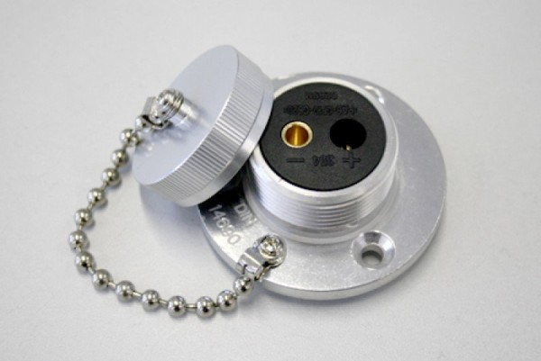 Steckdose 2-polig DIN 14690