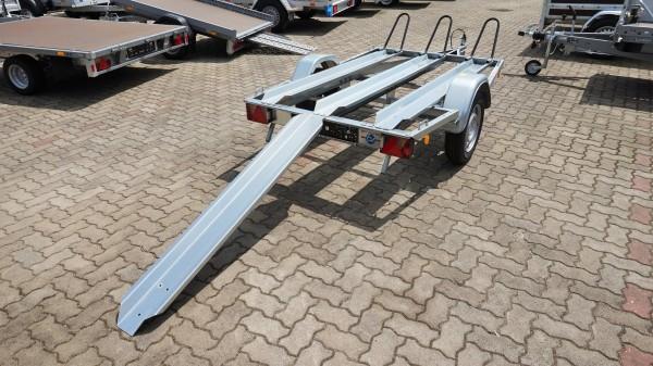 TPV MU 2 750kg Motorradanhänger