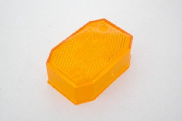 Aspöck Flexipoint Lichtscheibe orange
