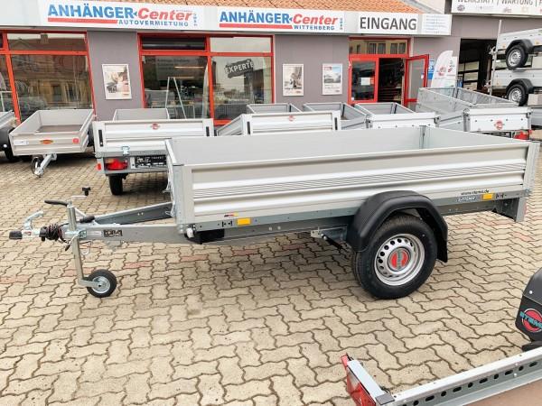 Alu ST O2 13-25-13.1 Stema Aluminium Anhänger mit 100 km/h