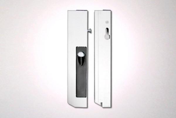 Bordwandverschluss mit Gegenhalter 350 mm rechts