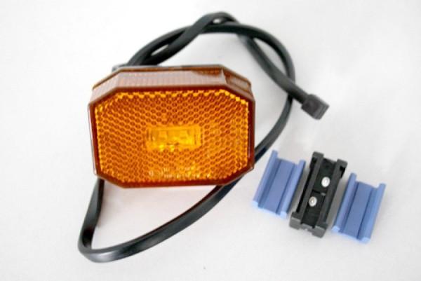 Aspöck LED Leuchte orange Flexipont